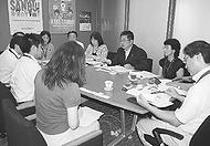 東京・足立 外部委託 改善早く  小池参院議員ら、厚労省に要請