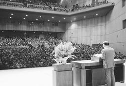 共産党演説会 各地で/福祉・暮らし大切に/住民の願いを実現へ