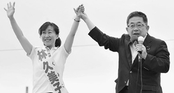 共産党幹部ら各地で訴え/滋賀・京都で小池書記局長