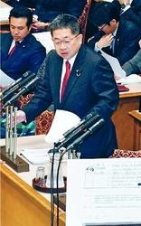 参院予算委で 小池氏 さらなる喚問要求/森友真相解明これから 「証言拒否で疑惑深まった」