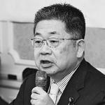 6野党合同院内集会/小池書記局長あいさつ