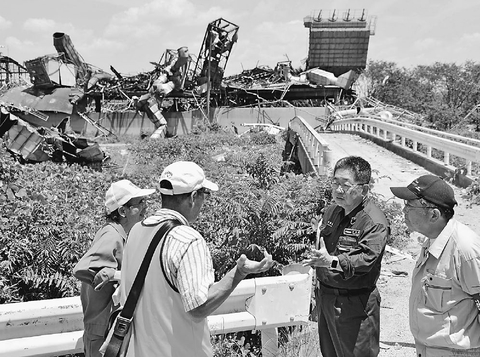 「人災」の指摘も/アルミ工場の爆発事故 小池書記局長が調査/岡山・総社