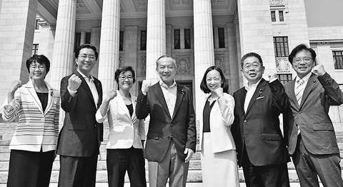 共産党 新参院議員 7人の決意 その声を、国会に