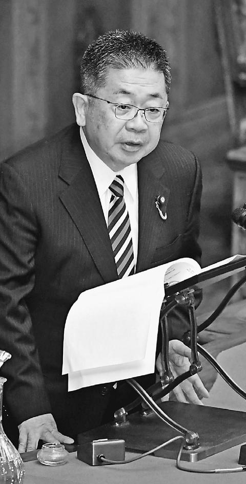 安倍首相の所信表明に対する小池書記局長の代表質問
