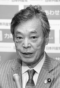 保守派も松本氏支持/高知県知事選 勝利必ずと穀田氏