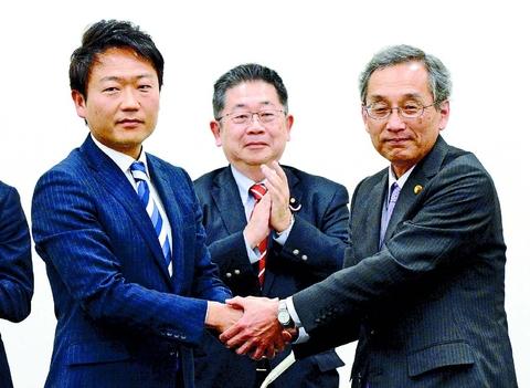 野党と市民が政策合意   静岡4区補選に統一候補