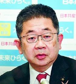 黒川検事長に賭け麻雀疑惑  事実なら即辞任を  小池書記局長が記者会見