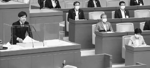 命守る都政に転換を/東京都議会閉会 原田都議が要求
