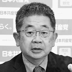 宇都宮さん勝利に全力尽くす 都知事選 小池書記局長が表明