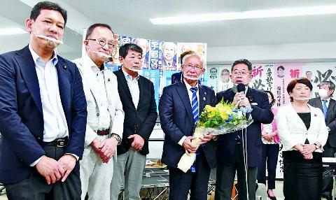 宇都宮氏が大健闘 都知事選 市民・野党の共闘発展
