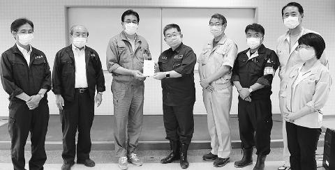 前例にとらわれない支援策が必要  小池書記局長と日田市長懇談