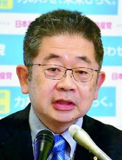 GDP年27.8%減 消費税増税の失政明らか くらし応援の政策を 小池書記局長が会見