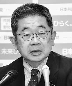 野党連合政権へ共闘発展を  新党代表選 小池書記局長が会見