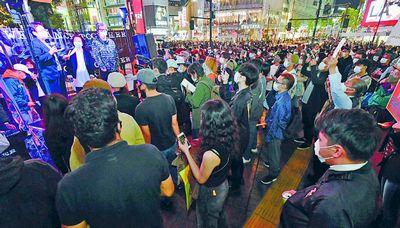 菅首相の学術会議介入 黙らない 譲らない ダンスでスピーチで DJや学者・議員ら抗議