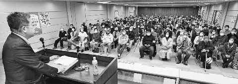 党躍進、政権交代で原発ゼロの日本へ 三重・伊勢 小池書記局長迎え演説会