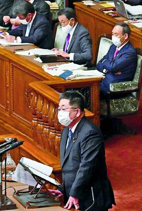 菅首相の姿勢問う 医療機関全体の支援を 震災復興策打ち切るな 参院本会議 小池書記局長が代表質問