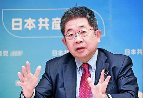 命を守る政治へ転換 総選挙で政権交代を 静岡オンライン演説会 小池書記局長が訴え