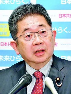 山田広報官辞職は当然 真実語るべきだ 菅首相の責任は極めて重大