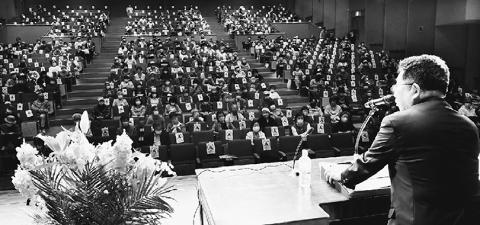 都議選での日本共産党躍進で、都政の「三つの転換」を 野党連合政権実現の流れをつくろう