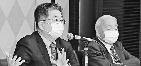 野党が結束して3国政選勝利を 政治問題研究会 小池氏が講演