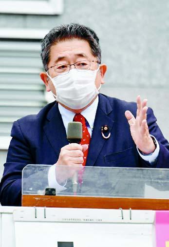 感染拡大しても医療崩壊しても五輪やるのか IOC副会長に抗議