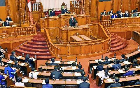 「安倍・菅政治」を転換 国民の切実な声に応える政治へ 小池書記局長の代表質問