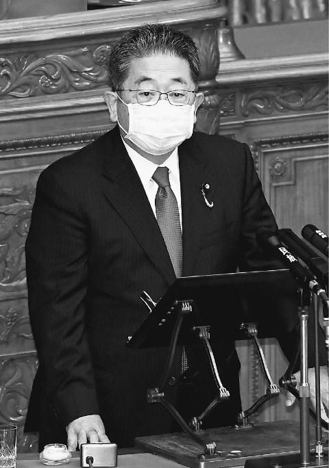 小池書記局長の代表質問 参院本会議