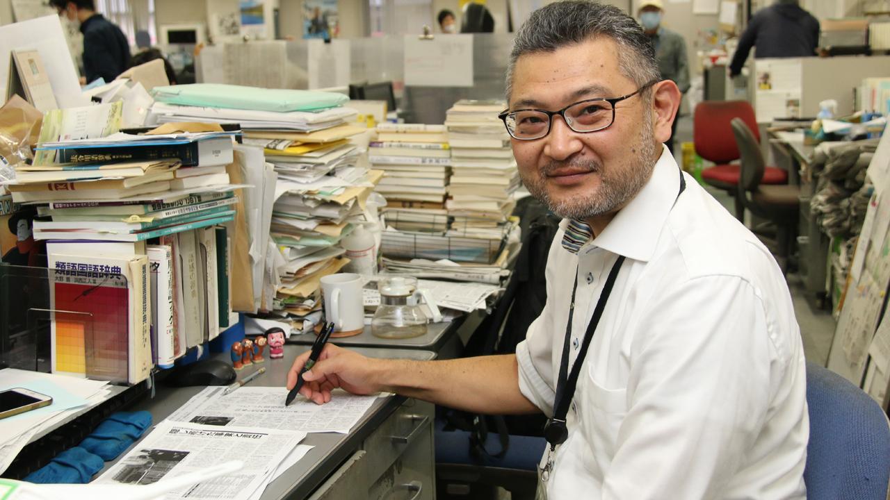 三浦 誠(社会部長)