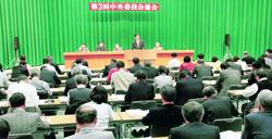 会議の全景写真