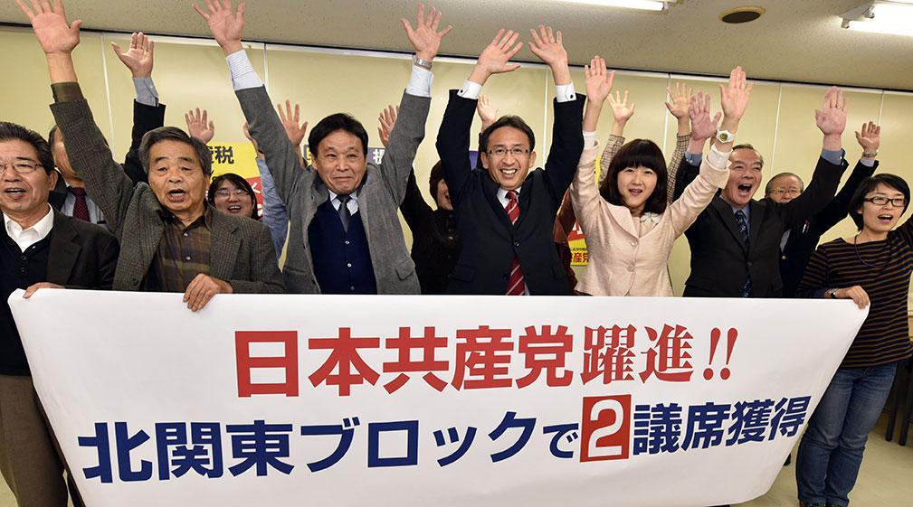 梅村さん初当選