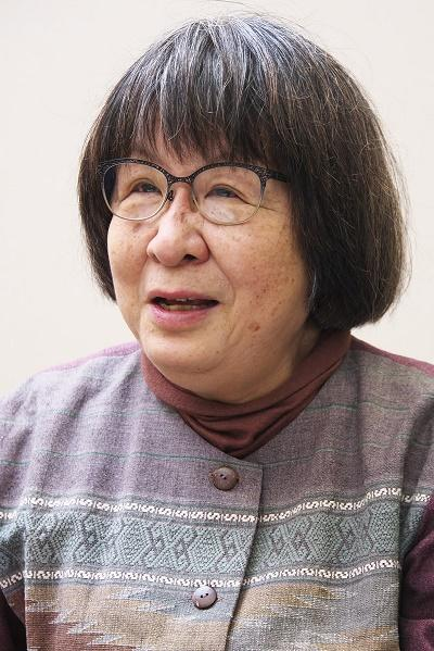 角田由紀子さん