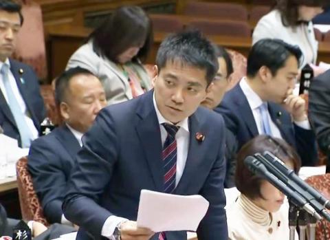 性犯罪・性暴力被害者を守る仕組みを 辰巳孝太郎議員の国会質問