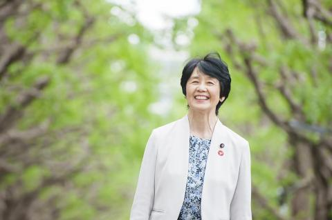 私の「WithYou」 社会に、農村に、ジェンダー平等を 紙智子さん