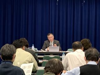 日本共産党本部でジェンダー連続講座始まる   初回は「ジェンダー教育と性教育」をテーマに