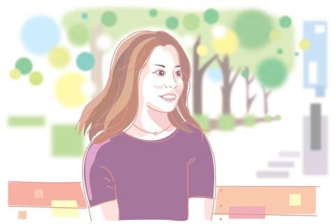 エマさん「海外と比較して感じる日本のジェンダーギャップ」―ジェンダー平等 私たちのメッセージ