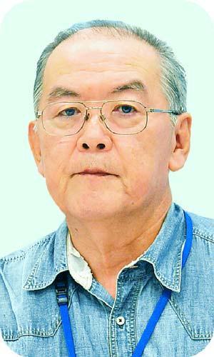 高田健さん