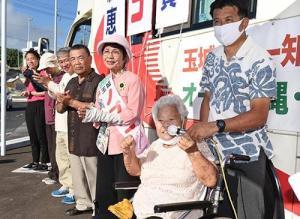 沖縄県議選