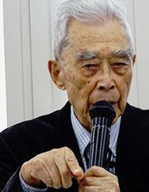 前衛2021年2月号グラビア写真・岩井忠正さん