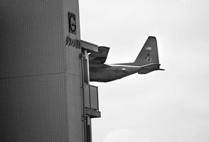 前衛2016年6月号グラビア・米軍横田基地