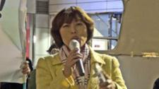 田村智子参院議員 廃案訴え