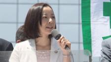 憲法記念日 吉良よし子議員