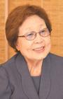 海老名香葉子さん